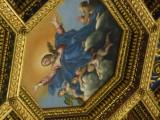 Ceiling was impressive