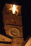 Sta Maria Trastevere clocktower