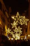 Trastevere street stars.