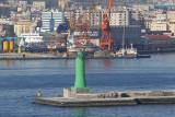 Thaon di Revel lighthouse at port