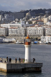 Saw my 1st lighthouse in Africa: Alger Passe Nord
