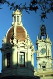 Think this is Ayuntiamento, City Hall