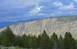 East of Mammoth Hot Springs