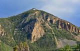 Mountain in Yellowstone