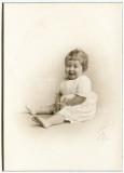 Vintage Mounted Photo