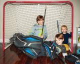 Hockey Night in Edmonton