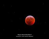 1/21/19 Lunar Eclipse