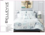 Quilted Doona Cover Set by Bellevue