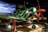 Nakajima Ki-43-IIIa Hayabusa Oscar (Reproduction)