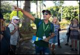 Our Cuban guide Dorio