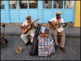 Musicians in old Havana