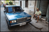 Proud owner of a Lada 2107