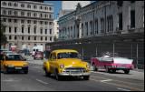 Cars on Av San Pedro