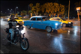 My first encounter with Cuban cars - Havana Airport