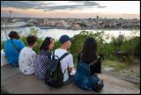 Evening view over Havana
