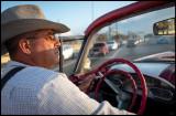 My Cuban Cadillac chauffeur