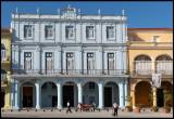 Havana Old square (Vieja)