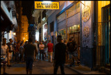 Bodeguita del Medio - famous for Hemingways Mojitos