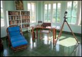 Hemingways tower-room in Finca Vigia