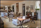 Hemingways living room in Finca Vigia
