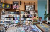 Book-store in Cojimar