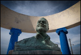 Hemingways statue in Cojimar