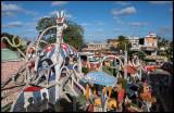 The art village Fusterland