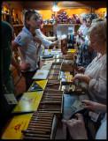 Cigar shop in central Havana