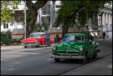 Chrysler at Agramonte near Museum of Revolution
