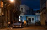 Streetcars in Havana centre