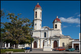 The church in central Cienfuegos