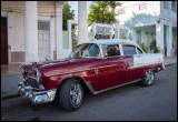 A Bel Air in mint condition - Cienfuegos