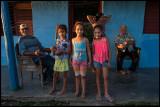 Family in Iznaga