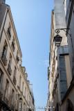 Buildings, blue sky