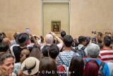 Viewing Mona Lisa