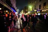 Night in the street
