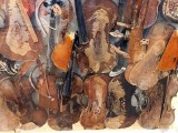 L'Attila des violons (1968), détail - Arman - 7944