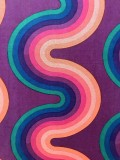 curtain Curve from the Fancy series (1972), detail - Verner Panton - 7950