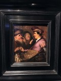 The Spectacle Seller, Sight (1624) - Rembrandt - 8195