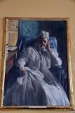 Portrait of H.M. Queen Sophia (1909) - Anders Zorn - 6296