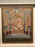 Sketch for Mural Painting, the Nuptial Chamber, Stockholm Court House (1912) - Sigrid Hjertén - 0034