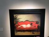 Klaudia on Couch (2011) - Alexander Klingspor - 0124
