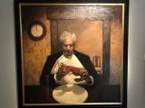 Father and Lobster (2002) - Alexander Klingspor - 0192