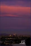 Los Angeles Winter Sunset 2019