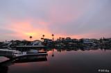 Beaver Bay Sunset, Wanderings V-7