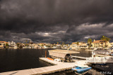Storm Clouds over Beaver Bay  2