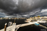 Storm Clouds over Beaver Bay  1