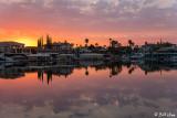 Beaver Bay Sunset, Wanderings V-5