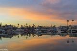 Beaver Bay Sunset, Wanderings V-4
