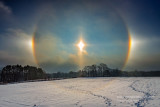 Amazing Sun Dogs